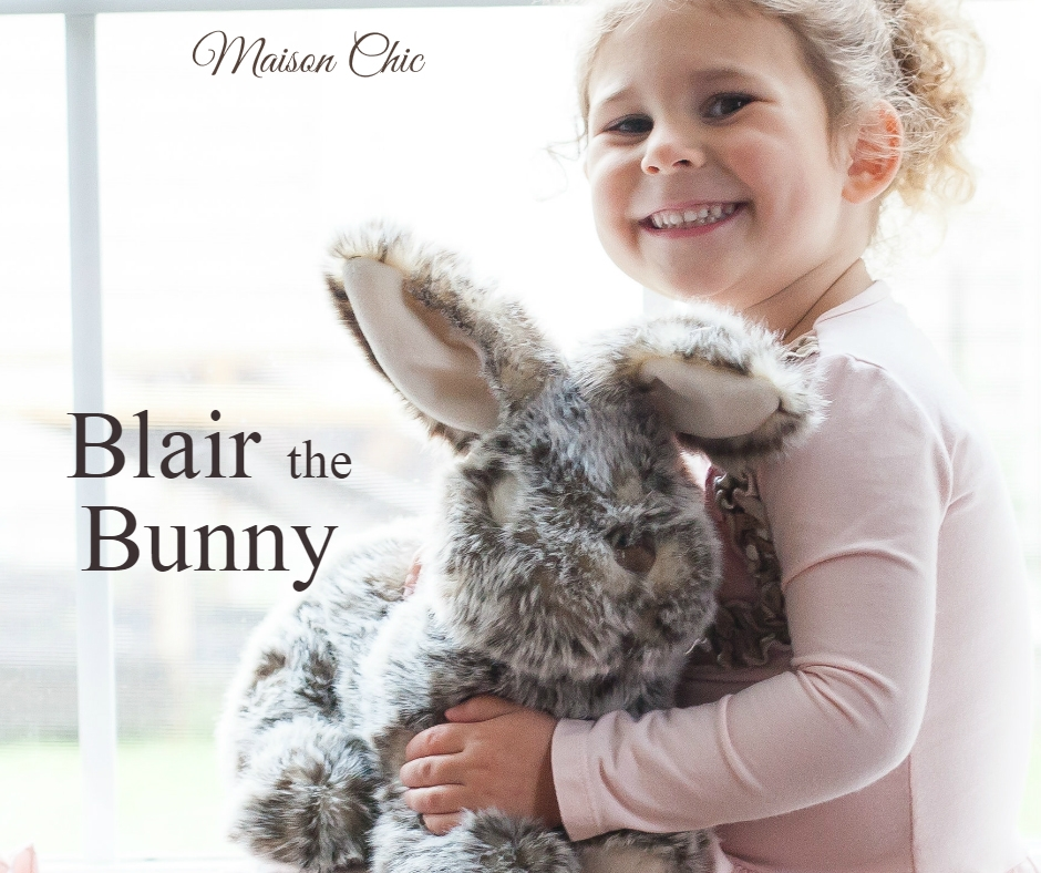 Blair the Bunny