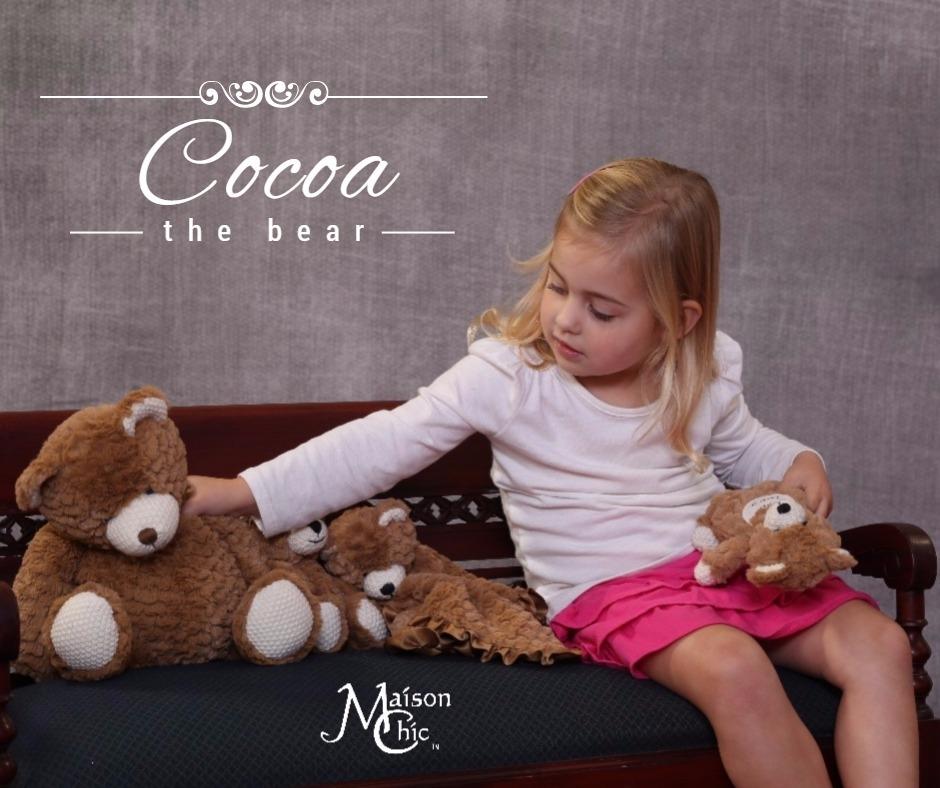 Cocoa the Bear