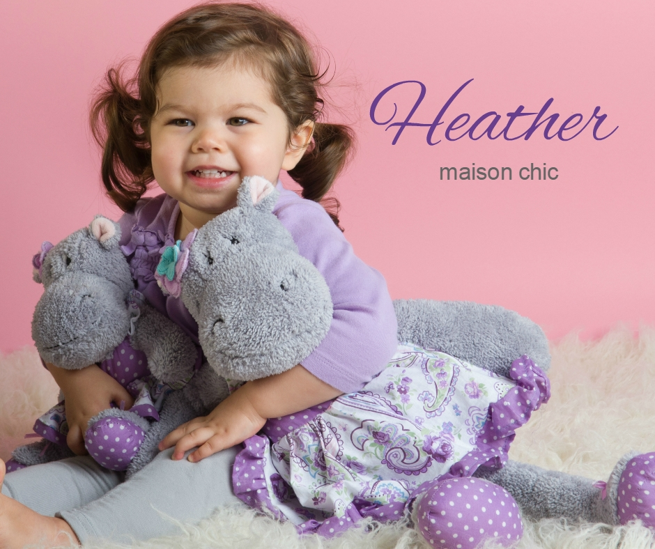 Heather the Hippo