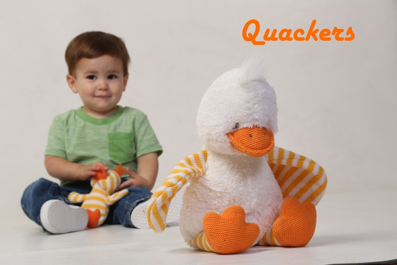 Quackers the Duck & Friends